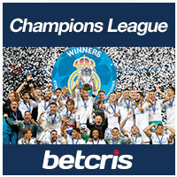 BETCRIS soccer Champions League Real Madrid betting odds
