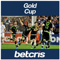 BETCRIS Gold Cup Soccer Betting Mexico Soccer Team