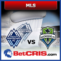 Whitecaps vs Sounders - major league soccer