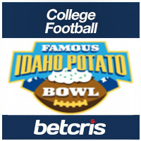 BETCRIS 2016-2017 bowl season Famous Idaho Potato Bowl