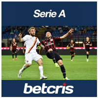 AC Milan vs AS Roma Serie A