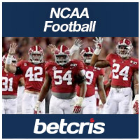 BETCRIS Apuestas NCAA FOOTBALL FOTO ALABAMA CRIMSON TIDE
