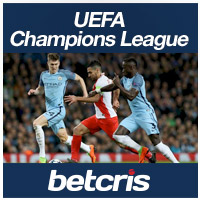 BETCRIS Apuestas AS Monaco vs Manchester City  Champions League