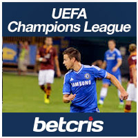 Champions League AS Roma vs Chelsea