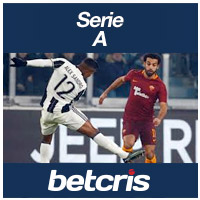 Serie A Juventus vs AS Roma