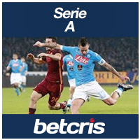 Serie A AS Roma vs Napoli