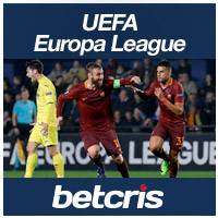 BETCRIS Apuestas Repaso del Día  Foto AS Roma vs Villarreal  Europa League 2017