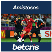 BETCRIS Amistosos Portugal Vs Holanda FIFA 2018