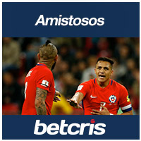 Amistosos FIFA Suecia vs Chile