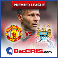 Manchester United  vs  Manchester City - Premier League