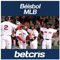 BetCRIS Apuestas partidos de Beisbol MLB BOSTON RED SOX