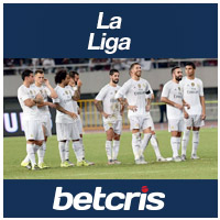 BETCRIS La Liga Real Madrid vs Real Betis Cristiano Ronaldo