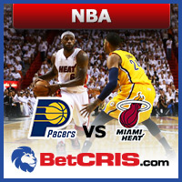 Pacers vs  Heat - Apuestas Baloncesto NBA