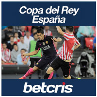 Apuestas BETCRIS Barcelona vs Athletic Bilbao Copa del Rey