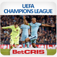 BetCRIS Apuestas Barcelona vs Manchester City Champions League