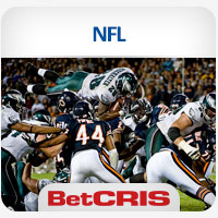 BetCRIS Apuestas NFL Monday Night Football Bears vs Eagles