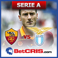 AS de Roma vs Lazio - Futbol Serie A