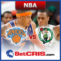 Noticias & Jugadas deportivas de la NBA, New York vs Boston Carmelo Anthony vs Rajon Rondo