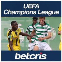 betcris Borussia Dortmund vs Sporting CP Champions League2016