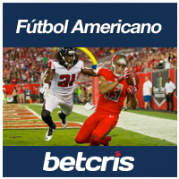 BETCRIS Apuestas Buccaneers vs Falcons NFL