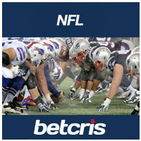 BETCRIS NFL ODDS Buffalo Bills vs NewEnglandPatriot