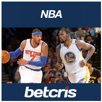 Apuestas BETCRIS Carmelo Anthony 2016 Knicks vs Kevin Durant 2016 Warriors