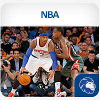 Noticias deportivas de baloncesto, la NBA Carmelo Anthony Knicks vs Milwaukee Bucks