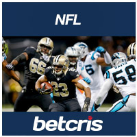 BETCRIS NFL Carolina Panthers vs New Orleans Saints