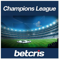 BETCRIS Soccer Champions League 2 liverpool vs AS Roma