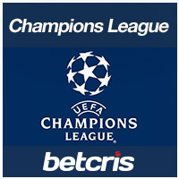 BETCRIS Champions League Second Leg Matches Odds