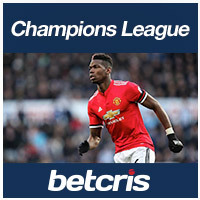 Champions League Sevilla FC vs Manchester United