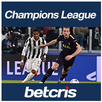 UEFA Champions League Tottenham vs Juventus