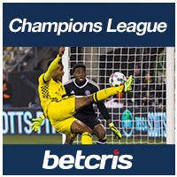 betcris SOCCER ODDS Champions League Update