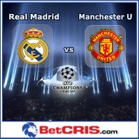 Real Madrid vs Manchester United - Futbol Online