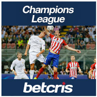 BETCRIS Champions League  Real Madrid vs Atletico Madrid