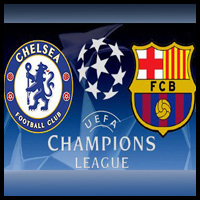 Chelsea vs Barcelona - Uefa champions League