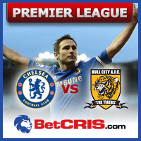 Chelsea vs Hull City - Premier League