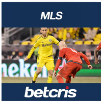 BetCRIS Apuestas Futbol MLS  Chicago Fire vs Columbus Crew
