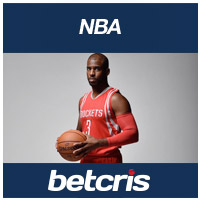 BETCRIS  APUESTAS NBA FOTO Chris Paul Houston Rockets