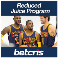 BETCRIS Reduced Juice Program Cleveland Cavaliers