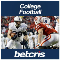betcris College Football BETTING ODDS Wisconsin vs Penn State