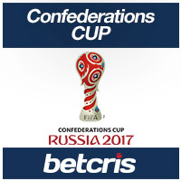 BETCRIS Soccer Odds To Win the 2017 Confederations Cup
