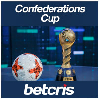 BETCRIS Confederations Cup  2017 betting odds Russia