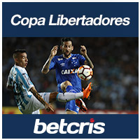 Copa Libertadores Cruzeiro vs Racing Club