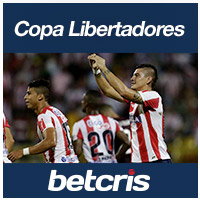 betcris Copa Libertadores Olimpia vs Atletico Junior
