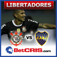 Corinthians vs Boca Juniors - Octavos de Final