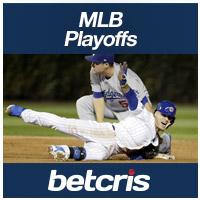 BETCRIS Apuestas partidos de Beisbol MLB Playoffs Cubs vs Dodgers