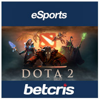 BETCRIS eSports   BETTIG ODDS DOTA 2