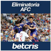 Emiratos Arabes Unidos vs Japon  FIFA Eliminatoria AFC Asia