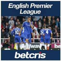 BETCRIS English Premier League betting odds